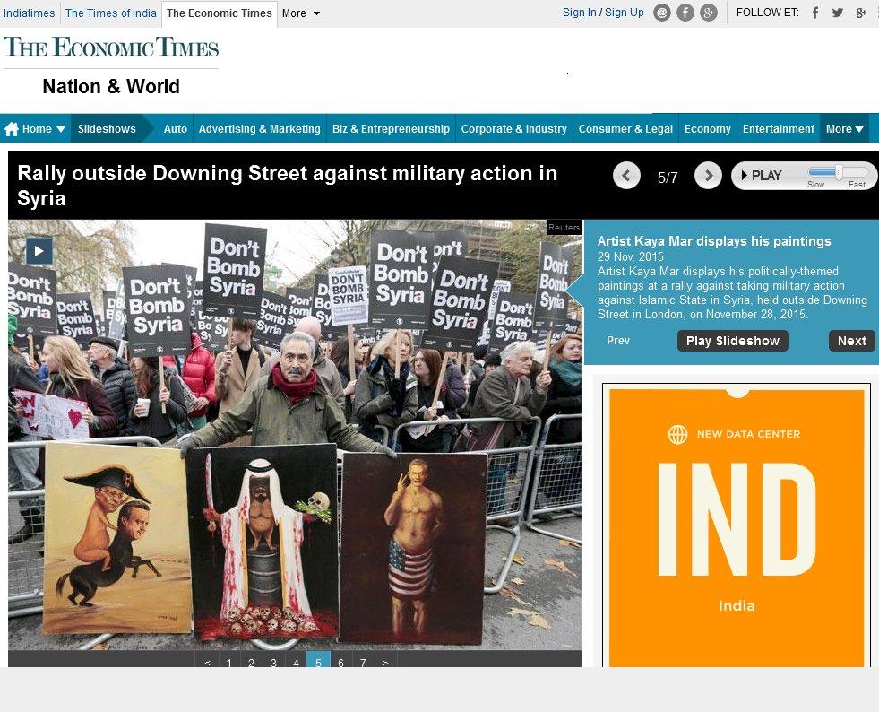 KAYA Syria - economictimes_indiatimes_com